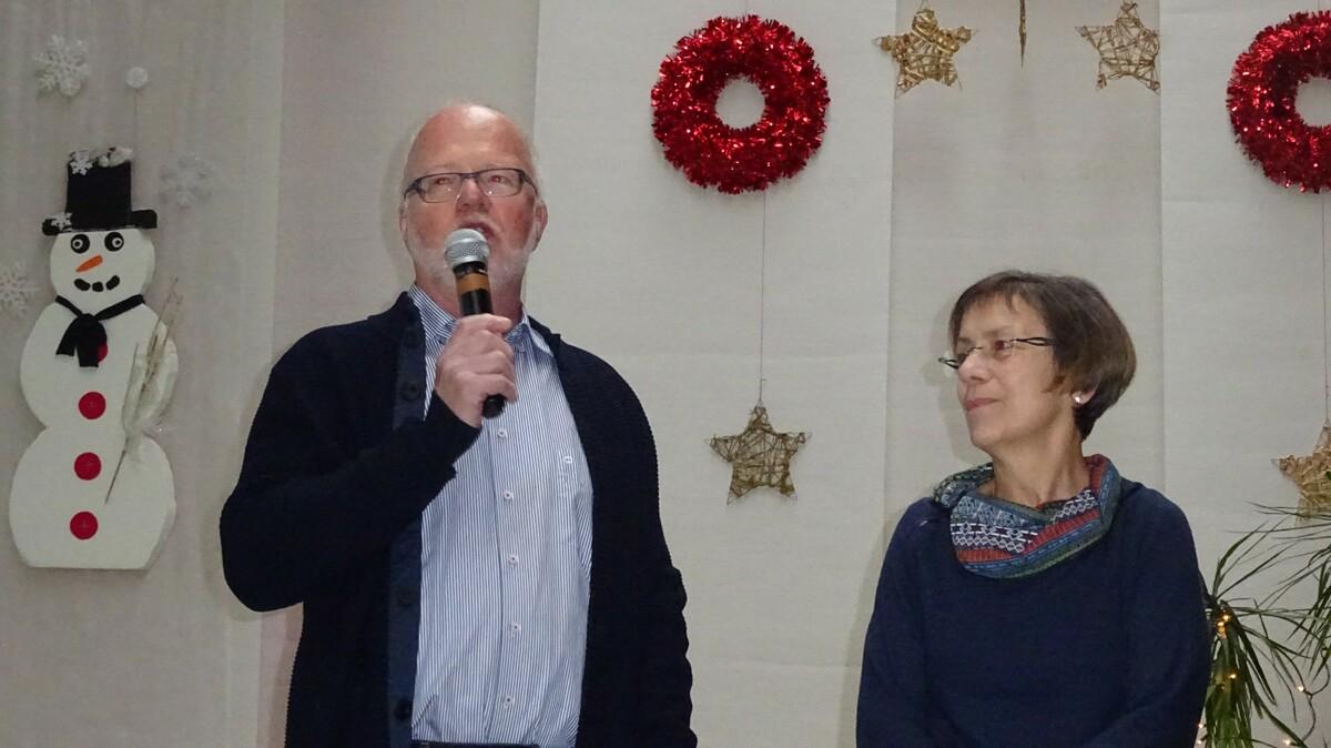 Weihnachtsfeier 2017