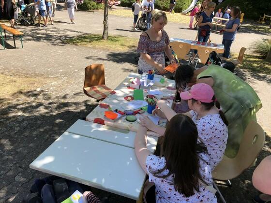 Sommerfest 2018 (Thema Baustelle)