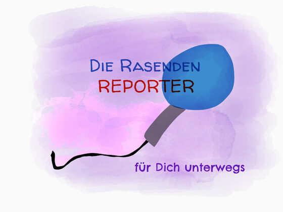 """Die rasenden Reporter Teil 2 """"Ganz schön klingend"""""""