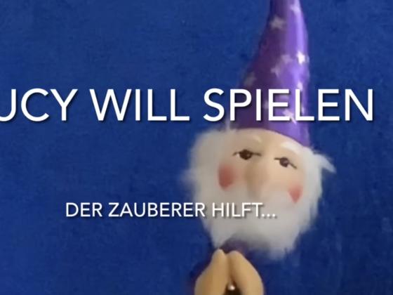 Lucy will spielen - Zauberer 2