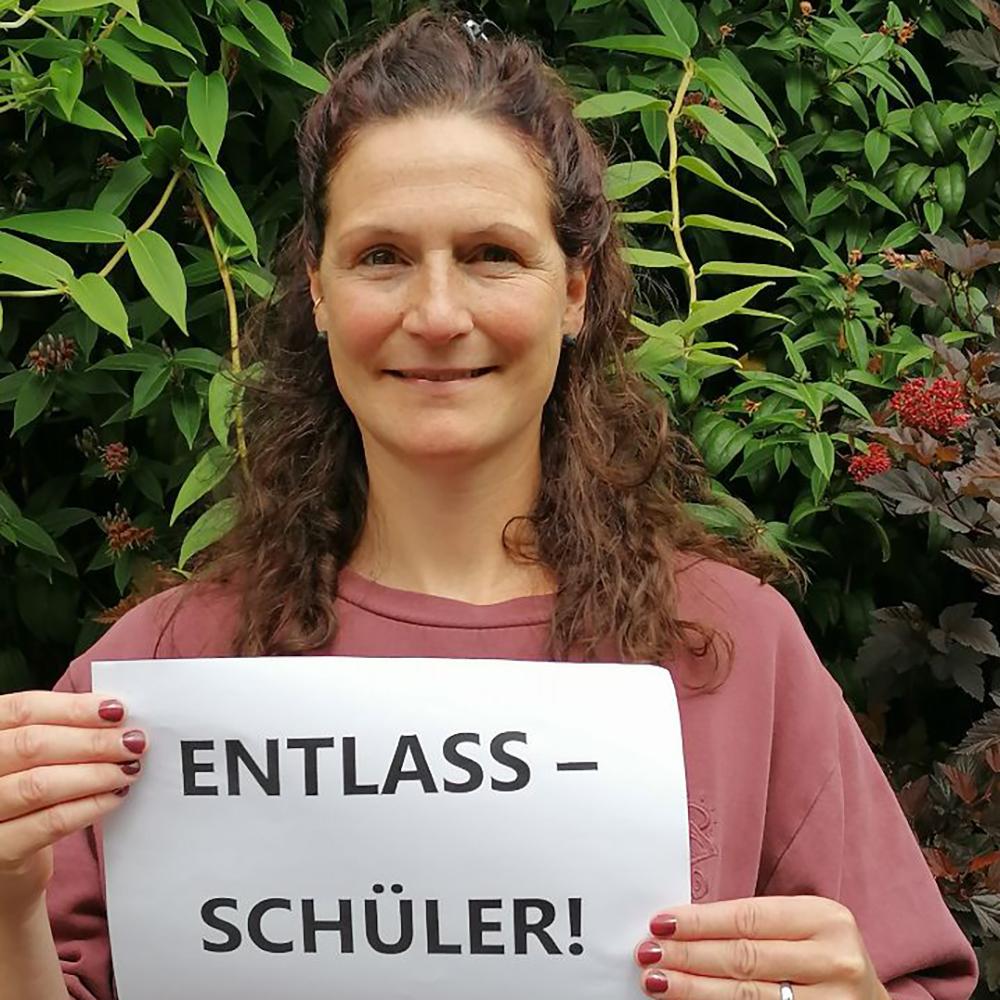 ENTLASS-SCHÜLER!